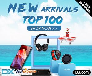 Купите свой следующий гаджет на DX.com