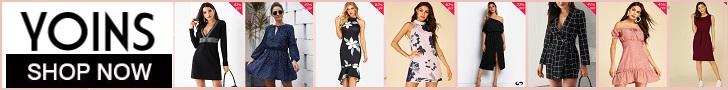 Compra tu próxima ropa bonita solo en Yoins.com