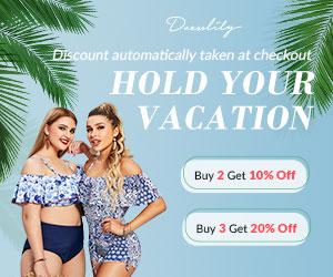 Купите свой модный наряд онлайн на Dresslily.com