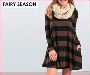 Купите свой модный наряд в Fairy Season