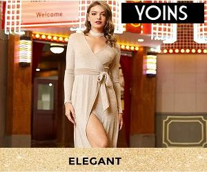 Покупайте модные платья высокого качества на Yoins.com