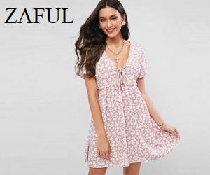 Покупки в Интернете стало проще на Zaful.com