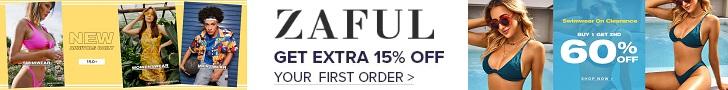 Comprar en línea es fácil en Zaful.com